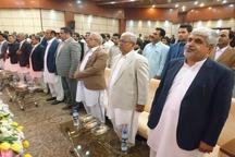 180 نفر از نخبگان ایرانشهر و شهرستان های همجوار تجلیل شدند