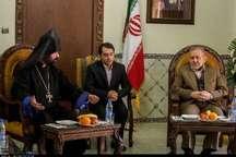 پیشوای ارامنه جنوب: همبستگی پیروان ادیان در ایران در هیچ کجای دنیا وجود ندارد