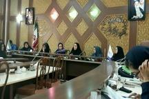 نشست تدوین سند ارتقای وضعیت زنان و خانواده  با حمایت نهادهای مردمی در البرز