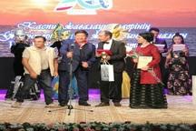 نمایش 'تورا از من گرفتی' عنوان برتر جشنواره قزاقستان را کسب کرد