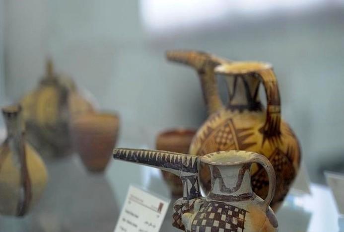 موزه ملی ایران با قدمتی بیش از 80 سال+ تصاویر