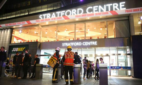 ادامه سریال اسیدپاشی در لندن+ تصاویر
