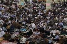 آیین احیاء شب نیمه شعبان در استان یزد برگزار شد