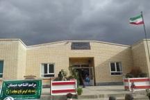 مدرسه 10 کلاسه خیّرساز در امیرآباد بوکان افتتاح شد