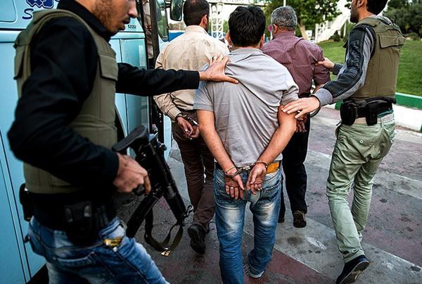 دستگیری 16 متهم بزهکاری درقوچان