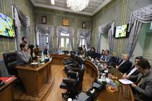 هیات رئیسه جدید شورای اسلامی رشت انتخاب شد