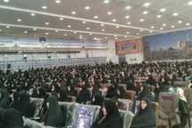 گردهمایی بانوان انقلابی مشهد برگزار شد