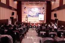 همایش چهل سال انقلاب و 40 سال پایداری در خاش برگزار شد