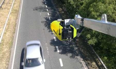 دوربین های ثبت تخلف سرعت در جاده های هرمزگان به 77 دستگاه می رسد