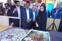 200 نفر در صنایع دستی و گردشگری دشتی اشتغال یافتند