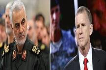 تمجید ژنرال آمریکایی از سردار سلیمانی: او جزو کاریزماتیکترین رهبران نظامی جهان است
