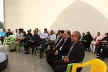 همایش شعرخوانی با عنوان ناگهان خوانی در گتوند برگزار شد