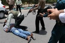 سارقان حرفه ای خودرو و موبایل در خوزستان  دستگیر شدند