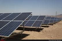 آغاز عملیات ساخت نیروگاه خورشیدی 30 مگاواتی در مهریز
