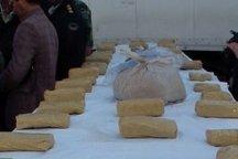 ۵۰ کیلو مواد مخدر در دورود کشف و ضبط شد