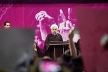 روحانی دوشنبه به تبریز می آید