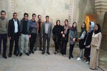 دوره ایران شناسی برای دانشجویان گرجستانی در بوشهر