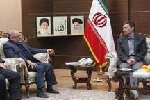 رئیس کمیته امداد کل کشور از استاندار زنجان قدردانی کرد