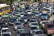 ترافیک سنگین در بزرگراه های پایتخت در روز اول مهر