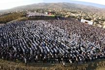 مصلای همدان آماده میزبانی از نمازگزاران عید فطر