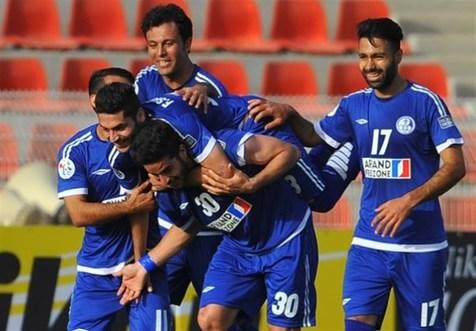 صعود استقلال خوزستان از مرحله گروهی با تساوی خانگی مقابل الجزیره