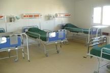 معاون دانشگاه علوم پزشکی شیراز: کمبود تخت بیمارستانی داریم