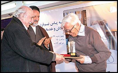 غلامحسین صدری افشار دار فانی را وداع گفت