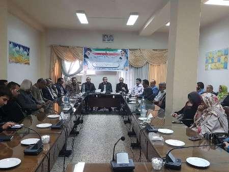 فرماندار شاهرود: هنرمندان مردم را به مشارکت در انتخابات تشویق کنند