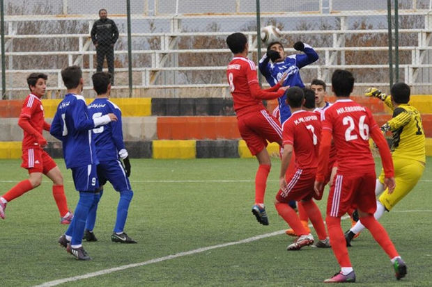 یک برد و یک باخت برای نمایندگان خوزستان در لیگبرتر فوتبال جوانان