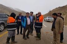 10میلیارد ریال برای بازگشایی موقت جاده یاسوج- شیراز ابلاغ شد