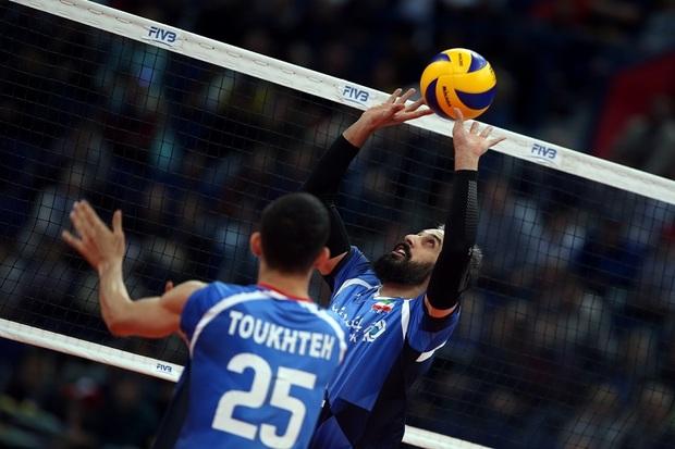 والیبال ایران همچنان قدرت اول آسیا است