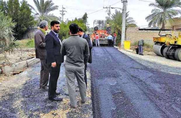 شهردار مینوشهر خرمشهر استعفا داد