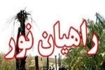 200 دانش آموز شهرستان بویراحمد به مناطق عملیاتی جنوب اعزام شدند