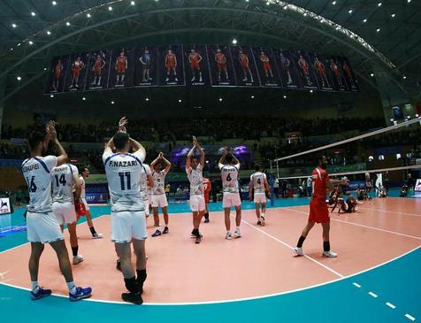 اعلام اسامی والیبالیستهای اعزامی به اردوی صربستان