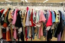 بیش از یک میلیارد ریال پوشاک قاچاق کشف شد