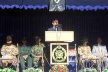 فرماندار مراغه: نظام اسلامی از دیپلماسی و توان دفاعی برتری در جهان برخوردار است