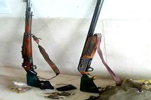 دستگیری 3 شکارچی غیرمجاز در لردگان