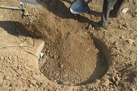 450 حلقە چاه غیرمجاز در سروآباد شناسایی شد
