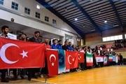 تیم بدمینتون دانشگاه ارومیه در رقابتهای بین المللی دانشجویی قهرمان شد