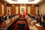 ظریف: ایران جنگ نمیخواهد/ وزیر خارجه چین: از حقوق مشروع ایران دفاع میکنیم