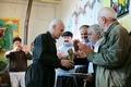 تجلیل از استاد طاهر یارویسی پیشکسوت موسیقی مقامی تنبور ایران