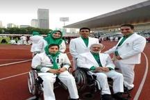 کسب دو مدال ارزشمند توسط ورزشکاران ایذه ای در مسابقات پاراآسیایی جاکارتا