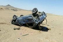 62 نفر در جاده های خراسان جنوبی جان باختند