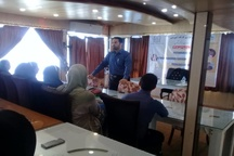 برگزاری کارگاه آموزشی به مناسبت هفته گردشگری در اهواز