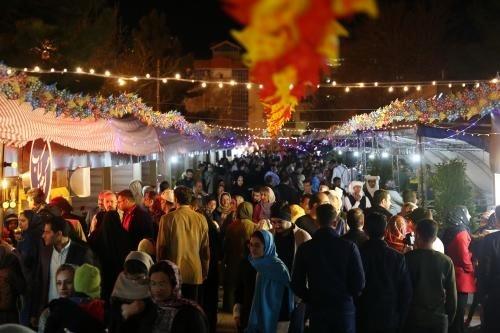 بازدید بیش از 223 هزار نفر از جشنواره خیابان غذا در مشهد