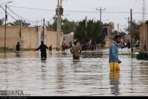 256هزارو701نفرسیل زده درخوزستان امداد رسانی شدند