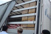 44 تن برنج قاچاق در بازارچه مرزی سومار کشف شد