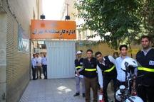 مانور تروریستی در جنوب تهران اجرا شد