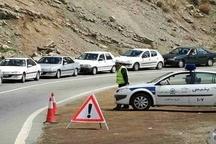 اعمال محدودیتهای ترافیکی در محورهای مواصلاتی استان مازندران