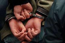 عامل انتشار شایعه بمب گذاری در بافت بازداشت شد